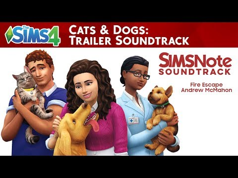 The Sims 4 Cats and Dogs : Trailer Soundtrack