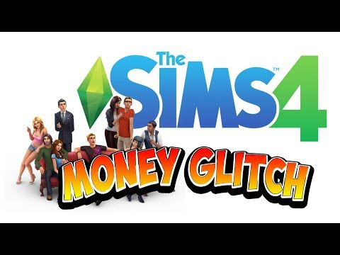 Money Glitch - SIMS 4 CONSOLE