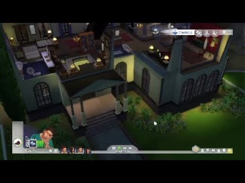 The sims 4 naked glitch *works once*