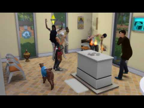 Sims 4 Pets Freaking out Glitch