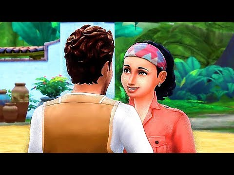 THE SIMS 4 - Jungle Adventure Trailer (2018)