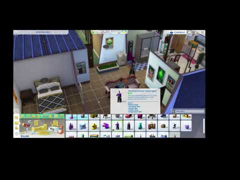 How to Auto save in Sims 4 Xbox one / PS4 ! Glitch Fix !