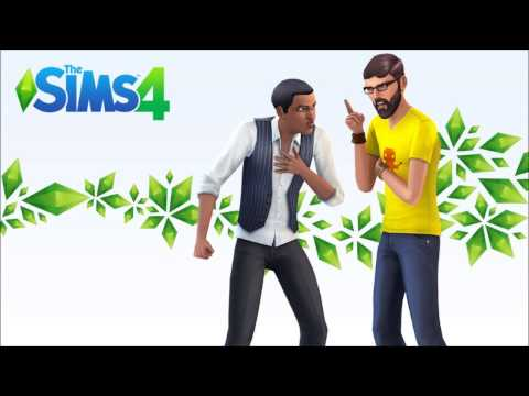 The Sims 4 Music - Map Mode Song