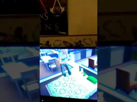 Sims 4 glich