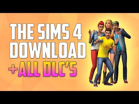 How To Download The Sims 4 For FREE on PC! (ALL DLC's & Easiest Method!)