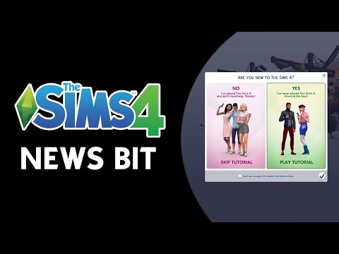 The Sims 4 News Bit: NOVEMBER PATCH PREVIEW, SELF-EMPLOYMENT, POSITIVITY CHALLENGE, AND MORE!