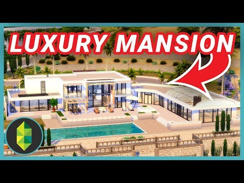 Luxury Mansion Renovation (Sims 4 Build)