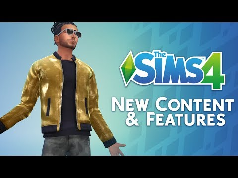 EVERYTHING added with The Sims 4's November 2018 Update