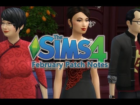The  Sims 4 Patch News - Maxis Monthly Livestream Summary