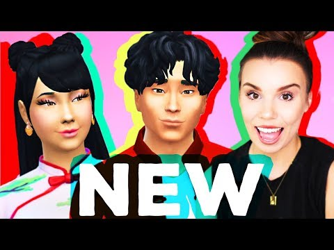 The Sims 4 just gave us some free content! Happy Lunar New Year