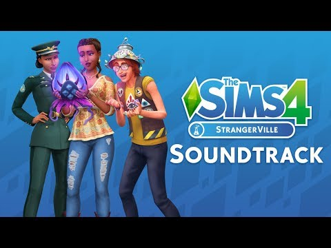 The Sims 4 StrangerVille: Original Soundtrack and Simlish Songs
