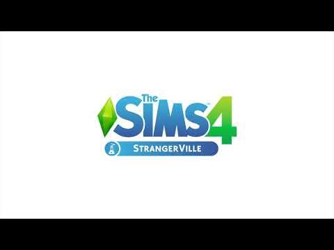 The Sims 4 StrangerVille - CAS & Build Full 1