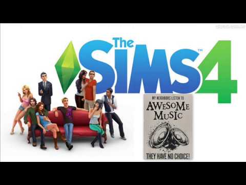 The Sims 4 - Launch Trailer Music ( The Walker - Fitz and the Tantrums )