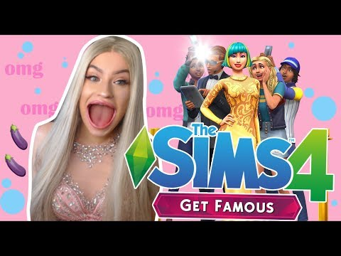 CELEBRITY EXPANSION PACK!!! | The Sims 4 Get Famous Trailer REACTION