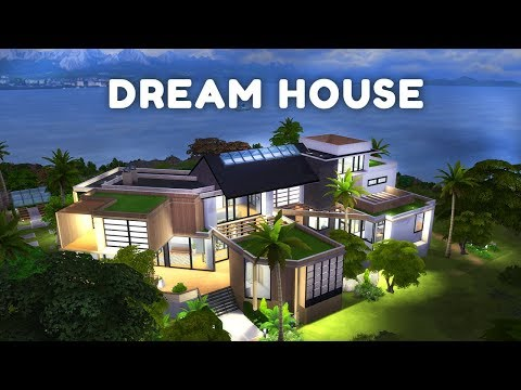 MY DREAMHOUSE !!!  | The Sims 4 House Building w/ Sisligracy