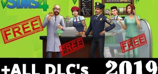 how to download the sims 4 for pc free all dlcs (fast & easy )