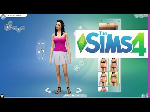 SIMS 4 Music! - Part 4 OST (Character Creation Menu) Soundtrack