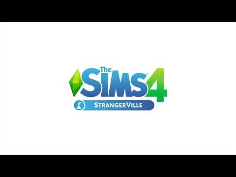 The Sims 4 StrangerVille - CAS & Build Full 3