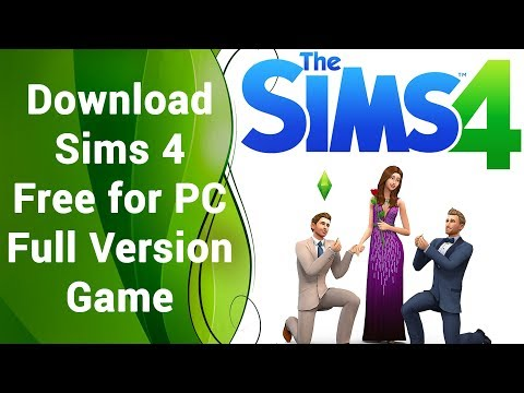 Sims 4 FREE Download for PC WORKS July 2019 (FREE Full Version Game Download Sims 4 for PC)