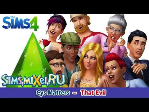 Cys Matters – That Evil - Soundtrack The Sims 4 (OST)