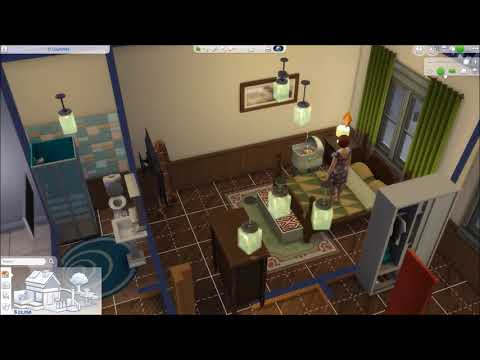 The Sims 4: Stuck on Furniture Glitch