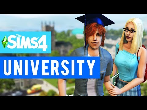 The Sims 4 Discover University! [The Sims 4 Info/News]