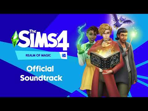 The Sims 4 Realm of Magic: Spellcaster Music | Official Soundtrack