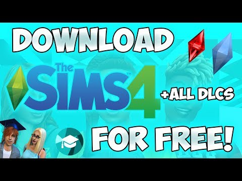 Download The Sims 4 for FREE on PC + All DLCs (Discover University Included)