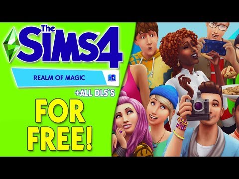 HOW TO DOWNLOAD THE SIMS 4 FOR FREE (2019)
