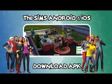 The Sims 4 Mobile - Download The Sims 4 APK [The Sims 4 Android]