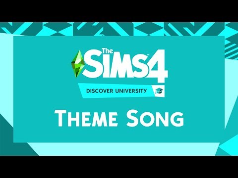 The Sims 4 Discover University Theme Song