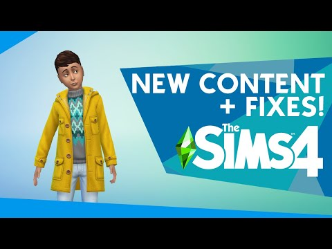 EVERYTHING added in The Sims 4's latest update!