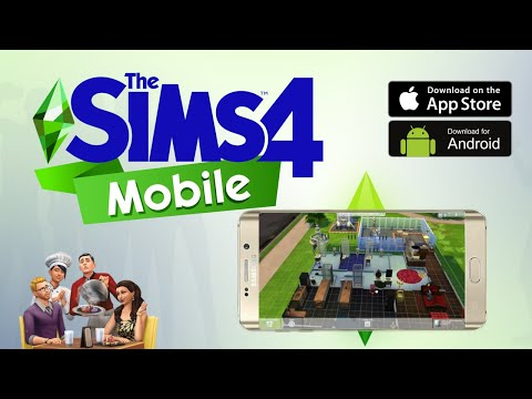 The Sims 4 Mobile Download for Android & iOS - APK Sims 4