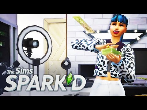 The Sims Spark'd - Official Announcement Trailer
