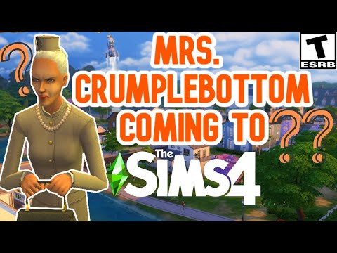 Crumplebottom Coming to Sims 4?? Sims 4 Hints/Speculation/ News