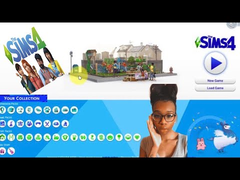 HOW TO: GET THE SIMS 4 + ALL EXPANSION PACKS/DLC FOR FREE *PC TUTORIAL 2020 | SYLVIE SIMMER