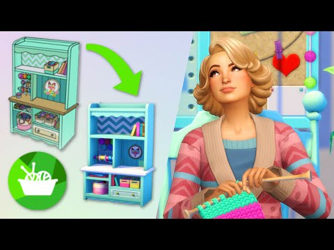 ARE THESE ITEMS REALLY WHAT WE VOTED FOR... | Sims 4 Nifty Knitting