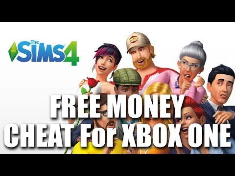 Sims4 Unlimited Money Cheat - Xbox One