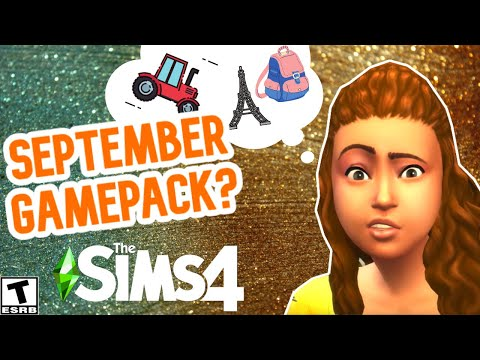 FALL GAMEPACK? NOV. EXPANSION? SIMS 4 PREDICTIONS 2020 AND TIMELINE