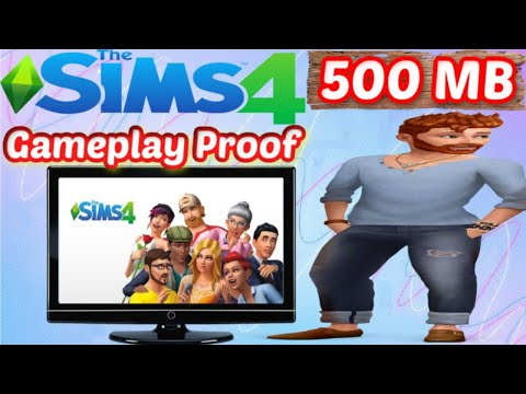 Download The Sims 4 for PC Highly Compressed Free Game