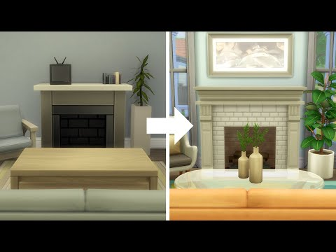 What if the budget for a starter home in The Sims was doubled?
