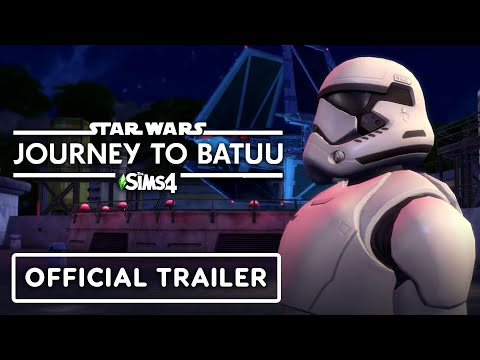 The Sims 4: Star Wars Journey to Batuu - Official Reveal Trailer | gamescom 2020