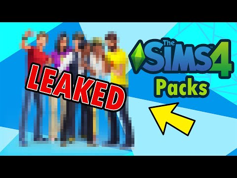 The NEXT Sims 4 Packs REVEALED!!