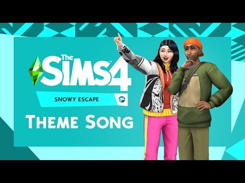 The Sims 4 Snowy Escape Theme Song