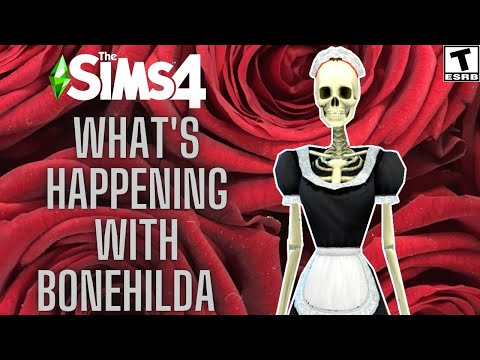 WE NEED TO TALK : BONEHILDA.  SIMS 4 NEWS, COMMENTARY, CONTROVERSY 2021