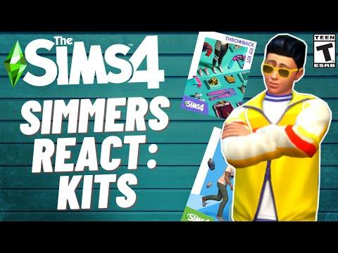 SIMMERS REACT: SIM 4 KITS - NEWS 2021
