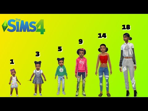 HOW TO: ADD MORE AGES IN THE SIMS 4 !