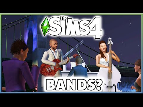Music Pack Still in Development For The Sims 4?