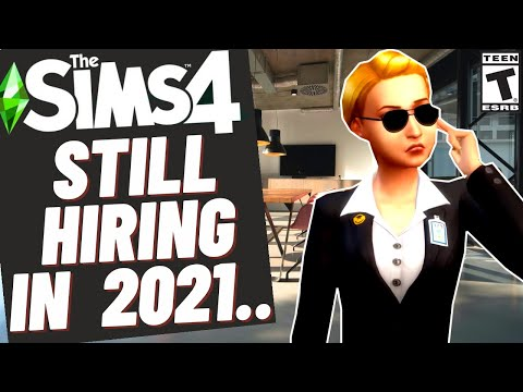 WHEN SIMS 4 MIGHT END: MY PREDICTIONS + HIRING NEWS 2021
