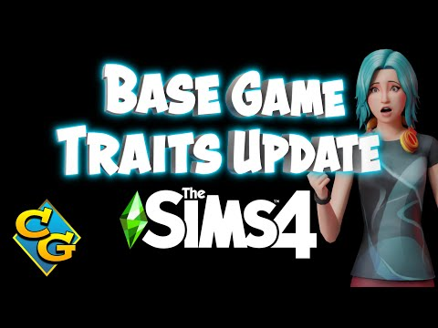 They Actually Updated Traits in Sims 4 - Here's What Changed!